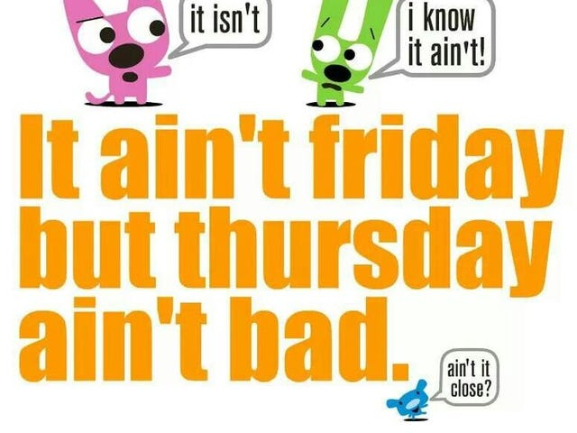 CAH Thursdays