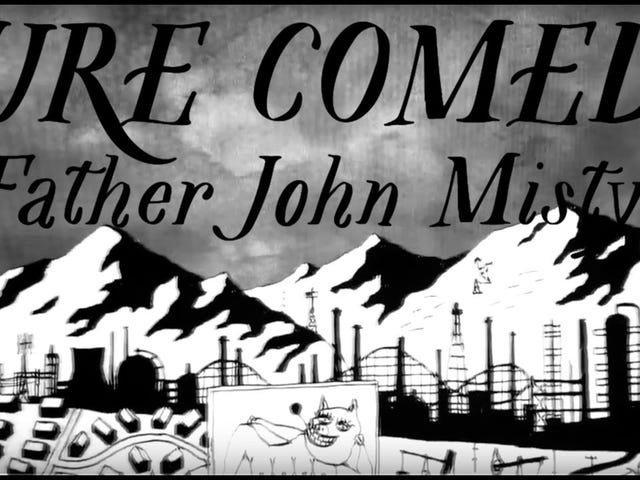 «Чистая комедия» - отец Джон Мисти (2017)