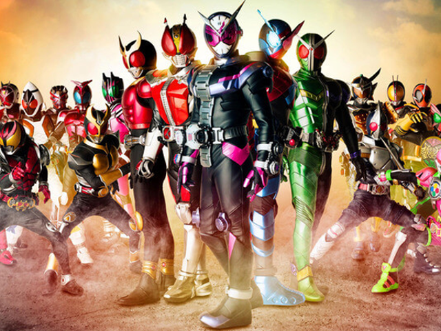 A Guide to Kamen Rider, the Masked Marvels of Japanese Superhero TV