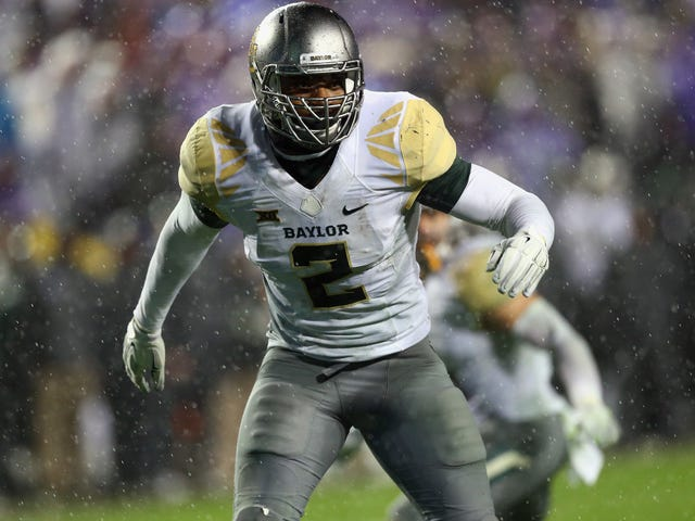 Ex-Baylor DE Shawn Oakman's Trial To Be Postponed After Unpaid Lawyers Withdraw From Case