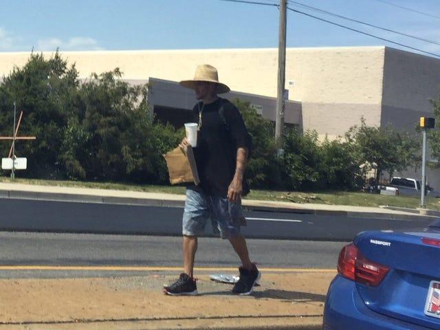 Delonte West dice que no está sin hogar
