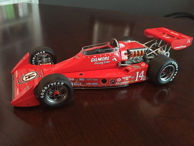LaLD Car Week Day 5 The 1970s: Coyote-Foyt Indycar