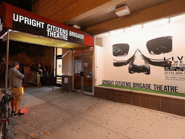 Comic Accused of Rape Sues UCB for Reverse Gender Discrimination