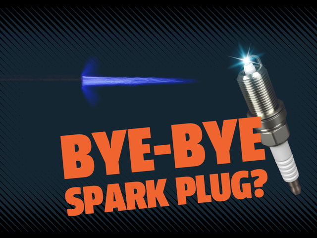Swapping Spark Plugs for Quick Plasma Pulses Could Potentially Improve Efficiency by 20 Percent