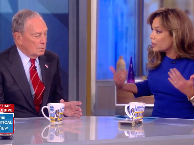 Michael Bloomberg Claims He Pushed Racist 'Stop-and-Frisk' Policy Because He Wanted to Help Black People