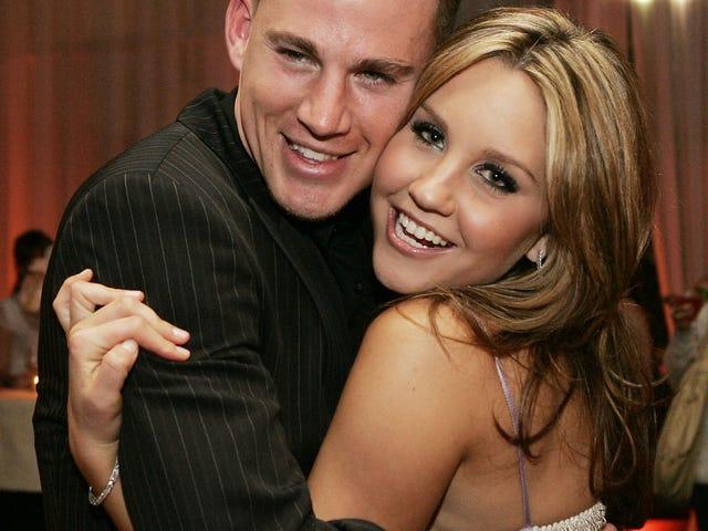 Amanda Bynes siger, at hun opdagede Channing Tatum i en Mountain Dew-reklame