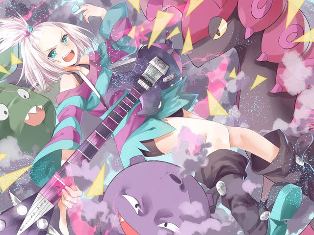 5 Awesome Metal Covers of Music from Pokemon