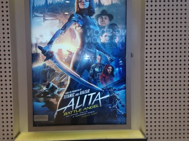 Because I don't believe in Hollywood, I expected Alita: Battle Angel to be bad [SPOILERS]