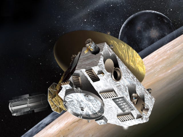 New Horizons is carrying the ashes of Pluto's discoverer to Pluto