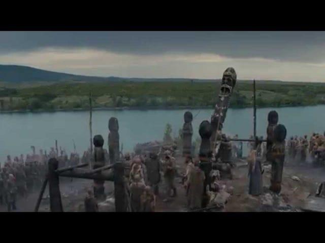 Kyivan Viking dalam film Rusia