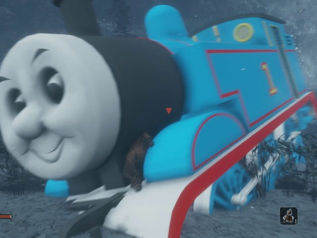 Thomas the Tank mods for every game!