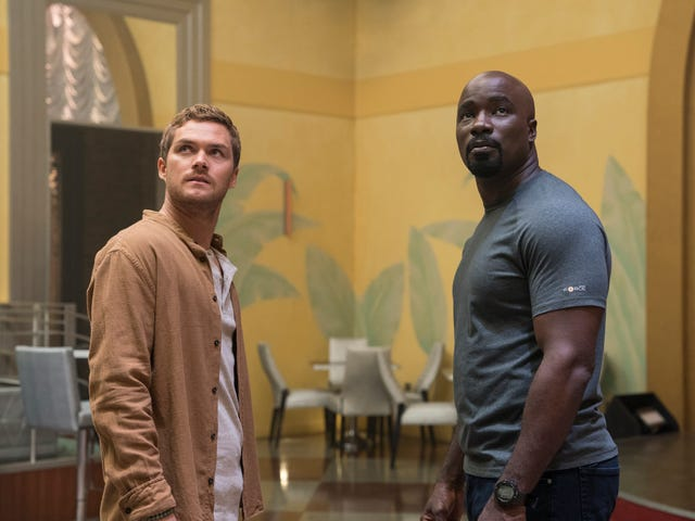 A playful Luke Cage feels unbalanced, out of place this late in the season