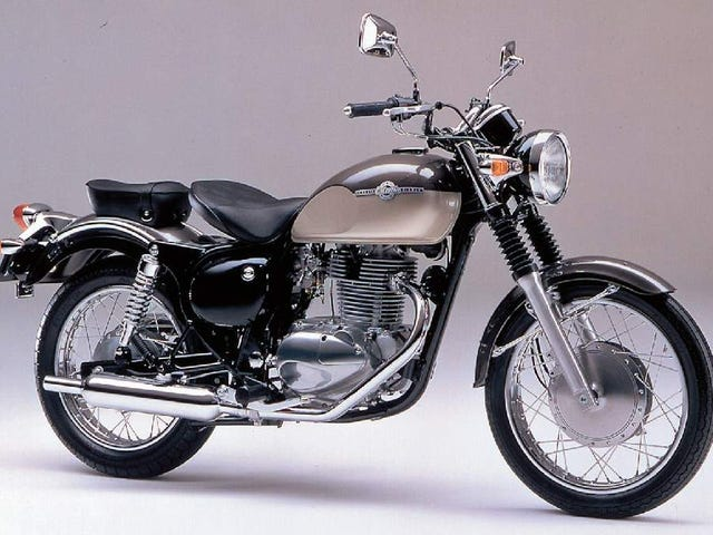 Oppo Answer From the Weekend: What is This Yamaha Bike?
