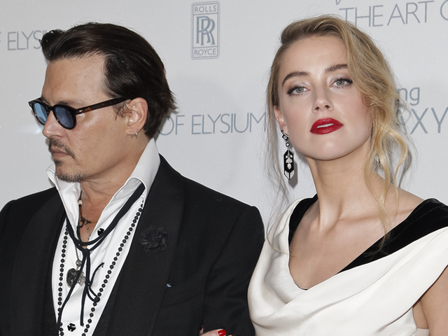 Give Thanks, For Johnny Depp and Amber Heard Have Returned To Us