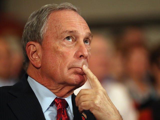 Informe: La campaña de Mike Bloomberg vertió silenciosamente millones en una empresa tecnológica que fundó este año