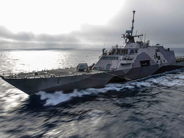 Secretary Of Defense Carter Smacks Down The Littoral Combat Ship Program