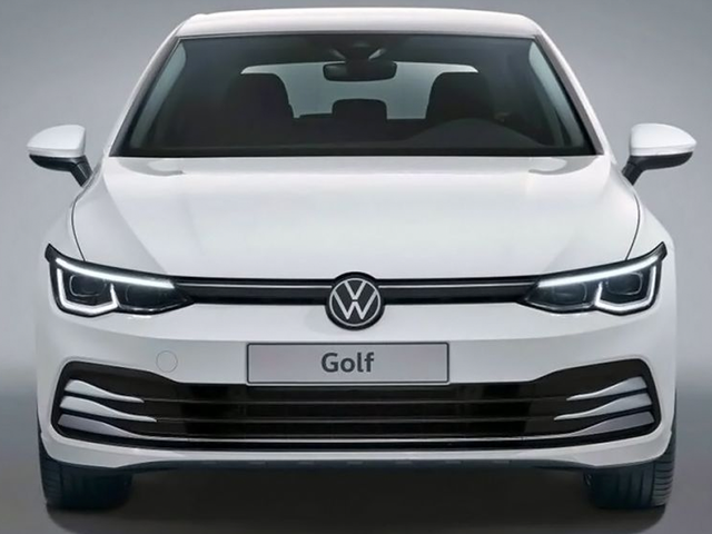 New 2020 Volkswagen Golf Official Photos Leaked Before Its Big Reveal And It Does Look A Little Pissed