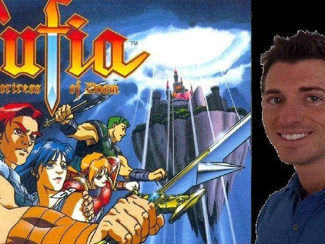 Lufia et la forteresse de Doom - Une histoire!