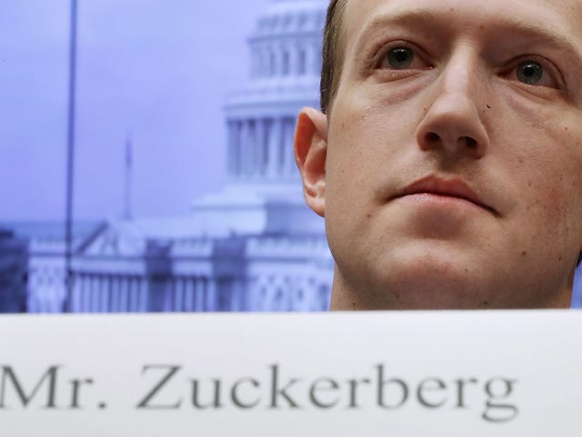 Facebook Screwed Up So Hard, Nurses Are Protesting a Hospital Named After Mark Zuckerberg