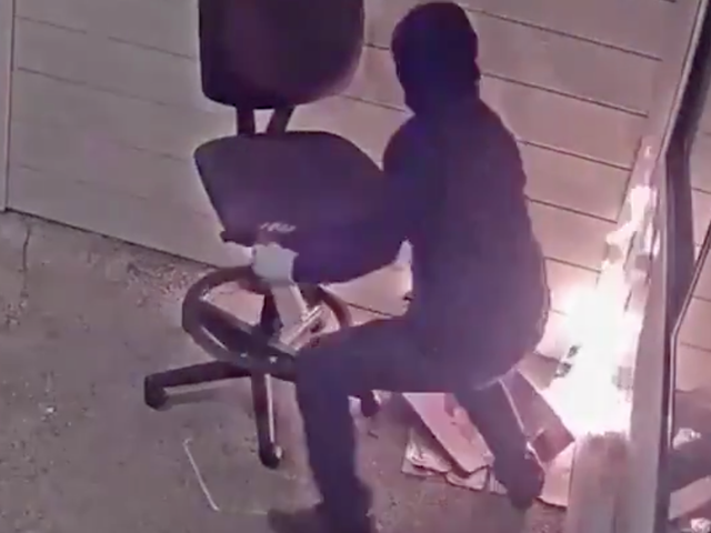 FBI Looking for Asshole Who Set Fire to a California Planned Parenthood