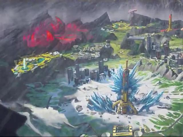Apex Legends får sin första nya karta [Uppdaterad]