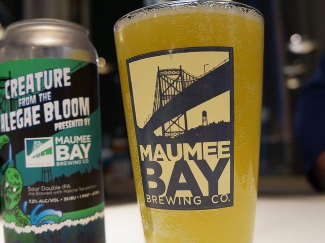 Lake Erie's Water Crisis Is So Bad This Brewery Is Putting Algae in Beer