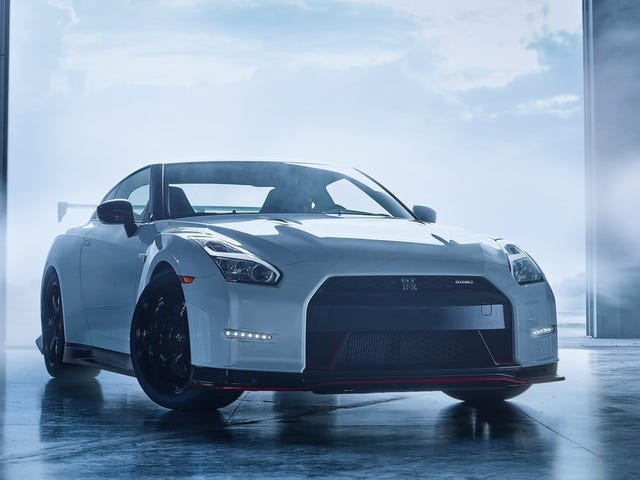 Wait, So The Nissan GT-R Has One Of The Best Resale Values?