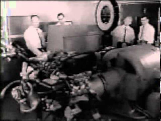 1962 Oldsmobile Jetfire Turbo Rocket