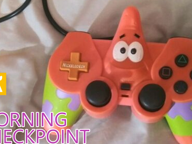 Nobody Wants To Use The Patrick Controller