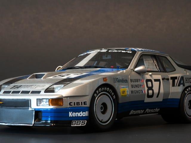 TSM Models: 1:18 Porsche 924 GTR