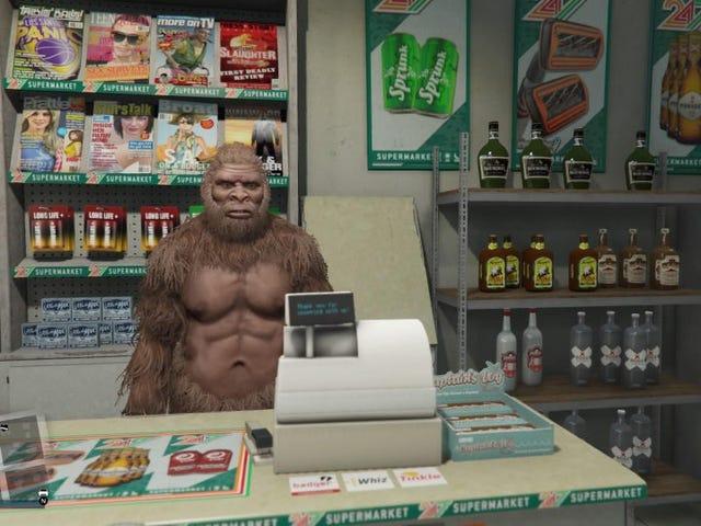 Den siste oppdateringen til GTA Online lar spillere bli romvesener, hunder og til og med storfot