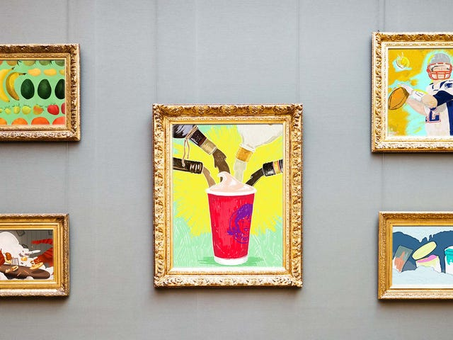 Welcome to The Takeout'sfirst-ever art exhibition