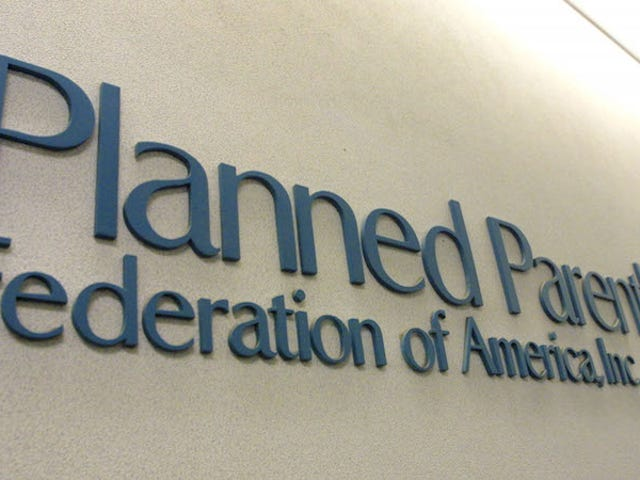 Justice Department Is Looking Into Discredited Fetal Remains Allegations Against Planned Parenthood