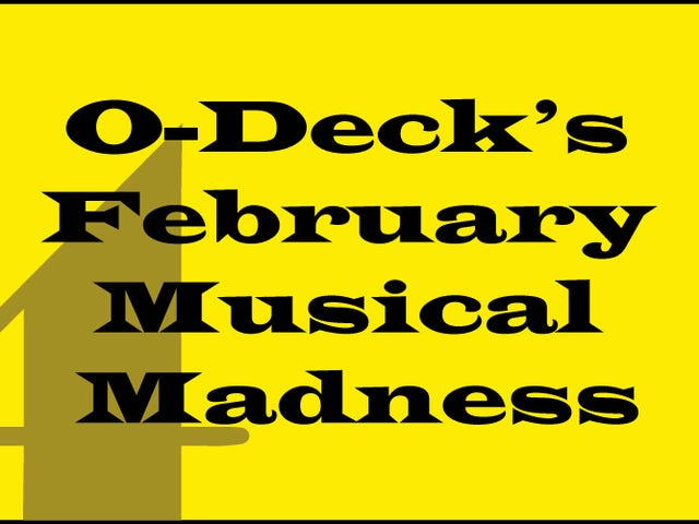 February Musical Madness: The Final Four