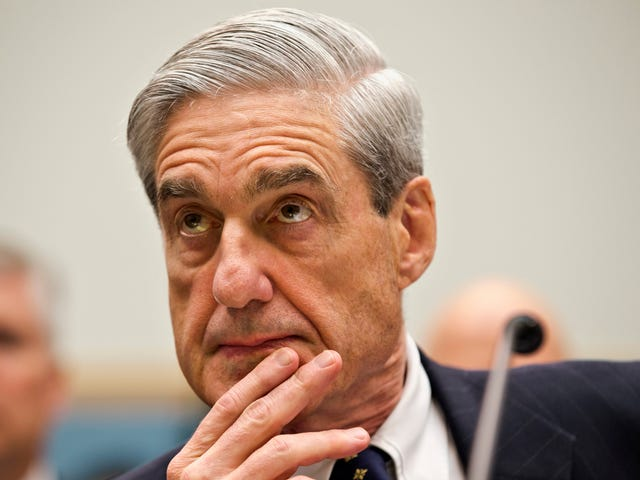 Robert Mueller Went Ahead and Filed His Report