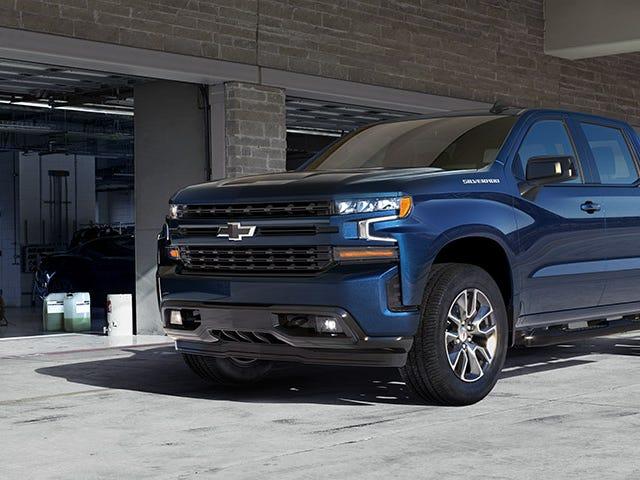 超高効率2019 Silverado V8s超高ダウン