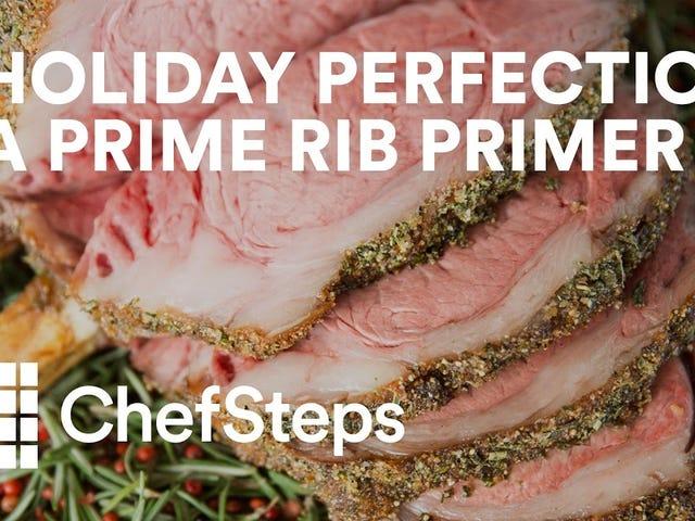 Fire tips til at plukke den perfekte Prime Rib Roast på Butcher Shop