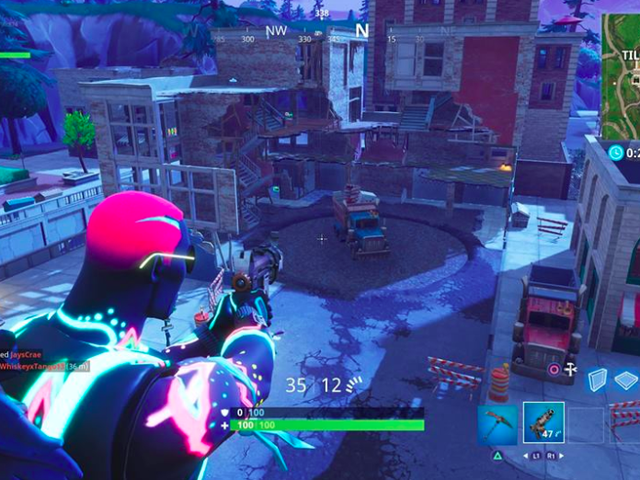 Fortnite's Map Is Constantly Evolving Now, And It's Great