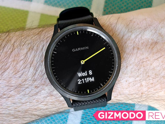 Garmin Made a Great Smartwatch for People Who Hate Wearing a Smartwatch