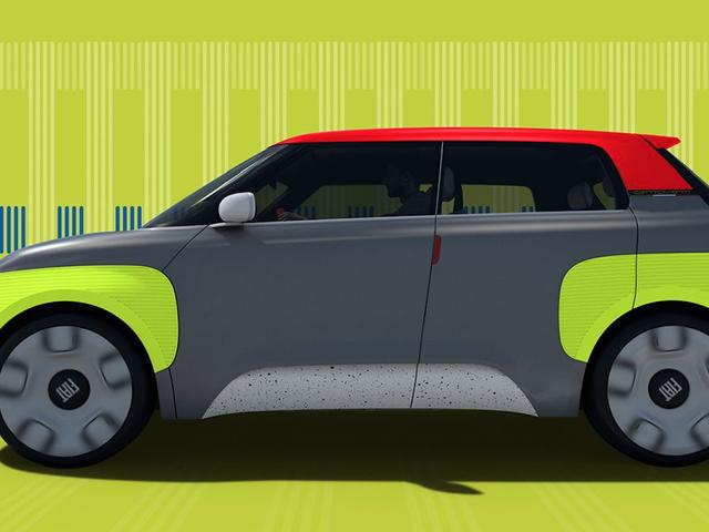 Ang Fiat's New Centoventi Concept ay isang Kasayahan at Lubos na Modular EV para sa Lahat