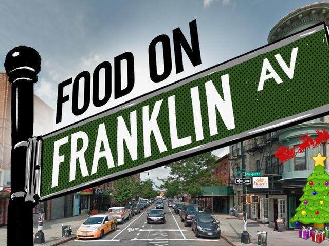 """Un épisode spécial de fin d'année du populaire podcast """"Food on Franklin"""""""