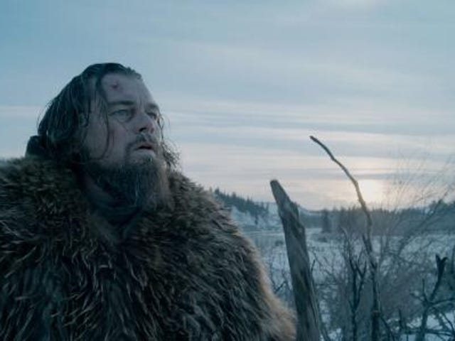 The Revenant: A List of Working Titles (spoilers?)