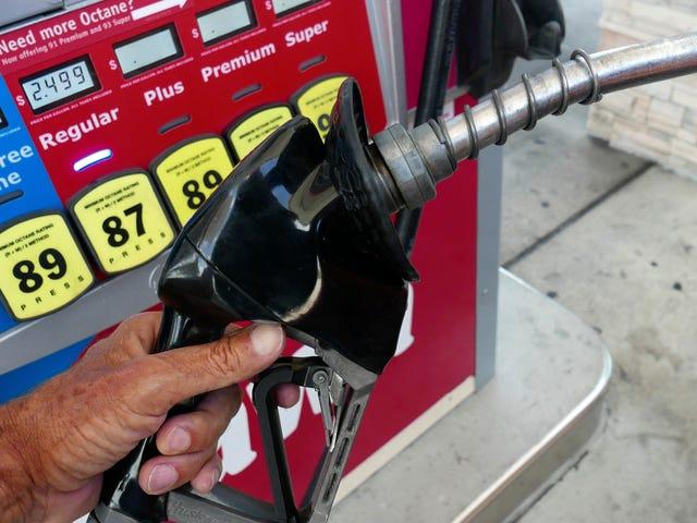 Gaz Ucuz Ve Ucuzlaşıyor