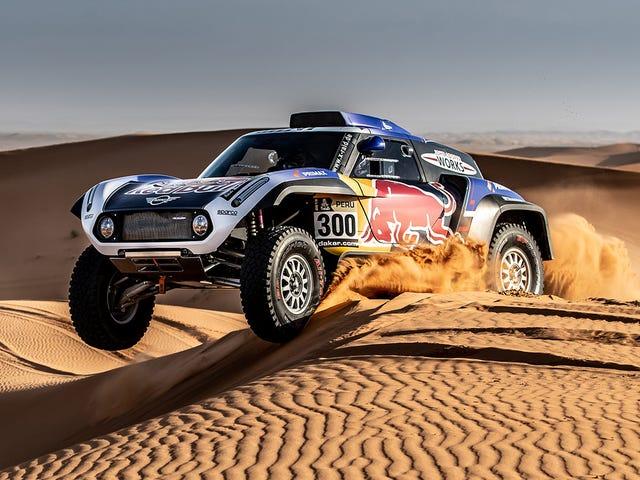 The 2019 Dakar Rally Explained