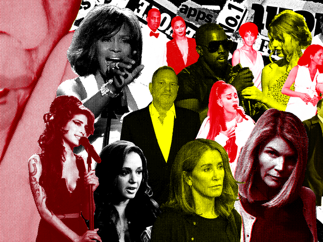 Feuds, Fights, and Felonies: The Celebrity Gossip That Defined This Decade