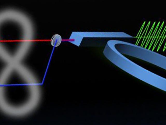 क्वांटम Entanglement अब एक चिप पर प्रदर्शन किया जा सकता है