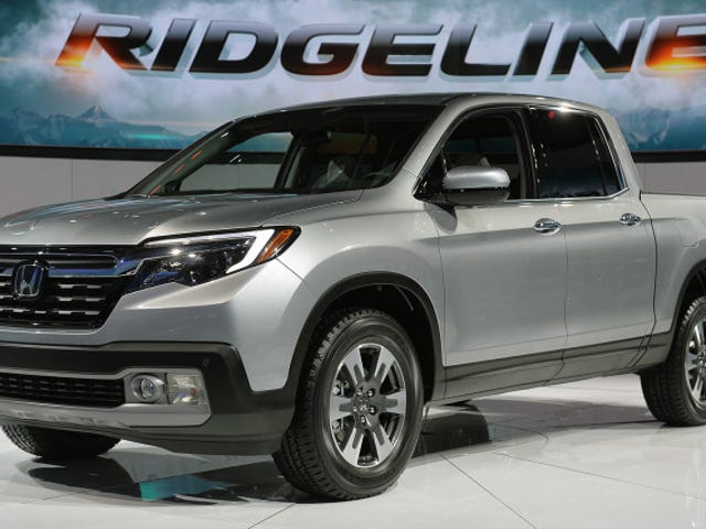Why I think the 2017 Ridgeline being fwd-based is actually clever