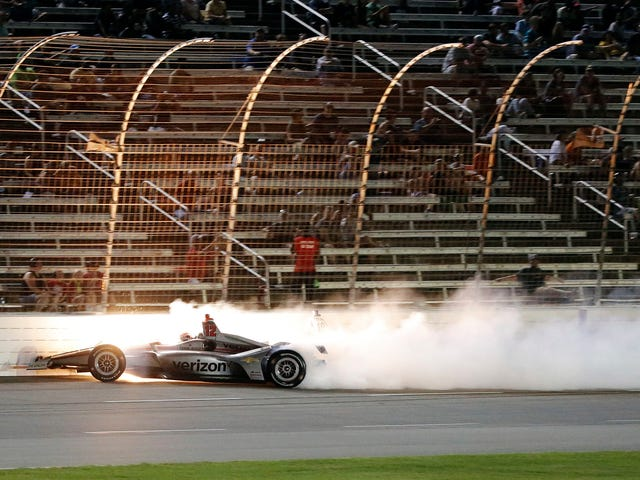 The IndyCar Season Finale Should Be Held at an Oval: Change My Mind