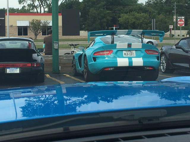 Look how small this 911 is