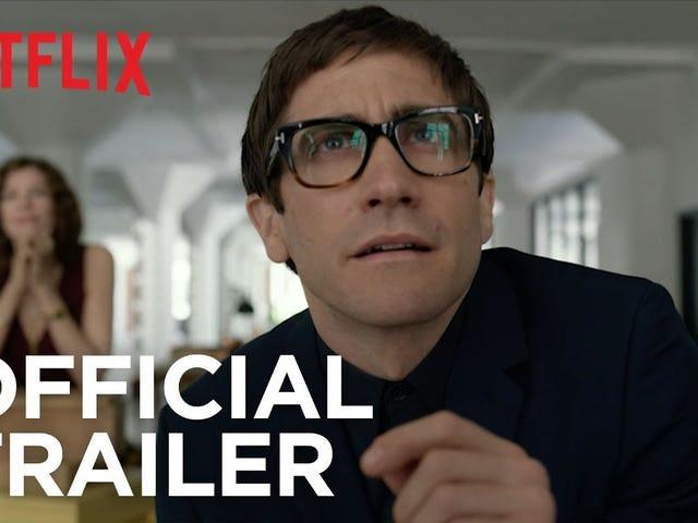 Stolz kommt, bevor Jake Gyllenhaal in Velvet Buzzsaw Trailer fällt